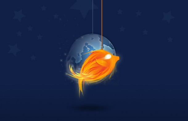 Firefish Illustration